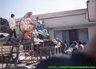 Fantástico Jaspion - Making Off