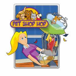 Jogo de Animais: Pet Shop Hop
