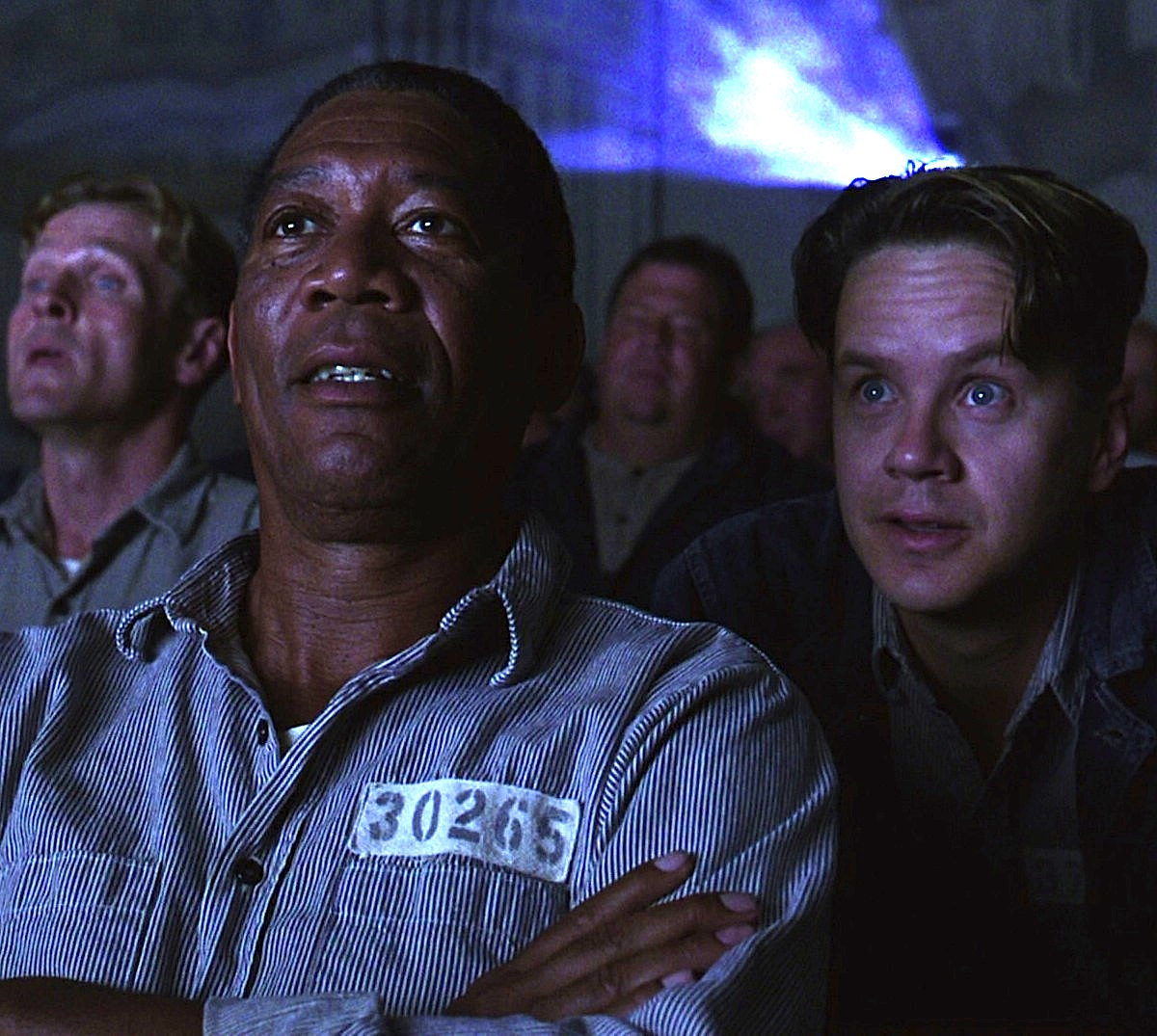 rita hayworth and shawshank redemption metaphor for life The shawshank redemption that was directed by frank darabont in 1994 and adapted from rita hayworth and shawshank redemption written by stephen king  life.