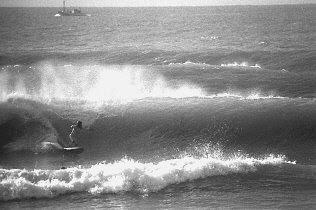 surfing nude
