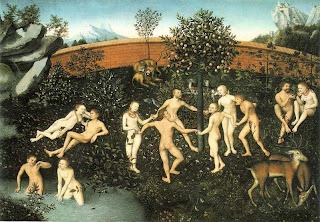 1500-lukulainen näkemys kultaisesta aikakaudesta (Wikimedia Commons)