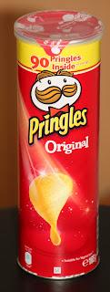 Pringles-purkki