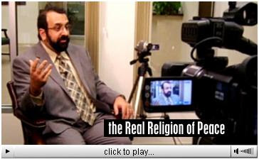 New Vent: Michelle interviews Robert Spencer about Religion of Peace: Why Christianity is and Islam Isn't