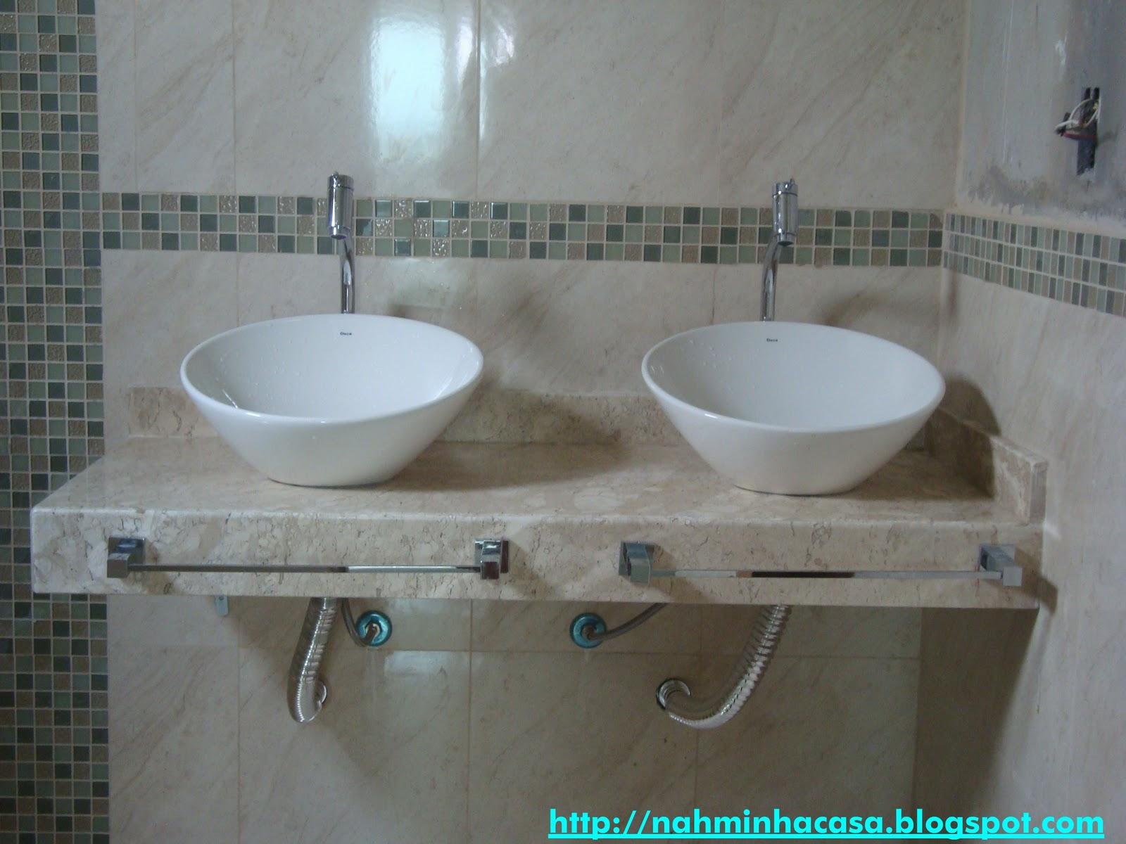Gabinete Para Banheiro: Bancadas de banheiros em granito #19B2B1 1600x1200 Bancada Banheiro Vermelha