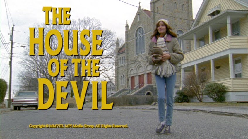 greta gerwig house of the devil. The House of the Devil