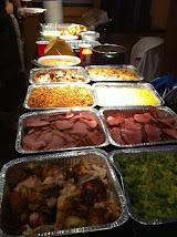 Thanksgiving Feast w/ the Culinary Club