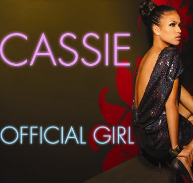 It premiered on Cassie's official myspace page on April 10,