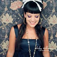 Lily Allen Smile Album Cover