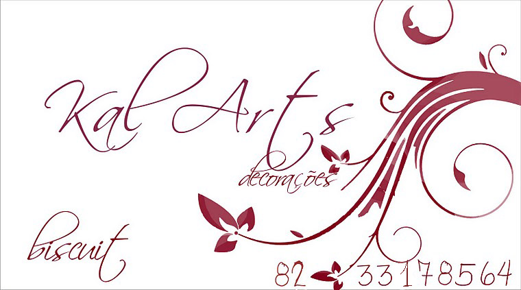 - Kal Arts - Biscuit e Bolos Decorados