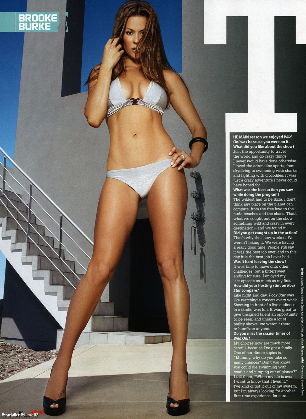 Celebrity Photoshoots: Brooke Burke Bikini Pictures from ...