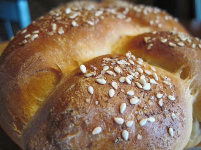 """James Beard's """"County Fair Bread"""""""