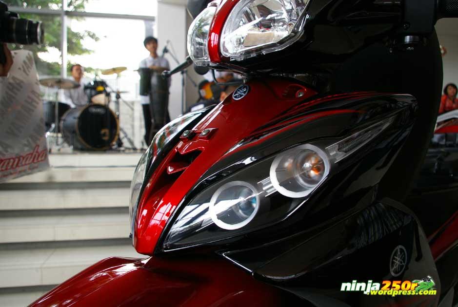 Yamaha Jupiter Z 2010
