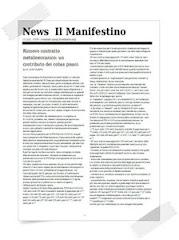 News  Il Manifestino