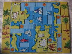 Notre jeu préféré au début de la stimulation de Matthieu : l'Archipel (Dujardin)