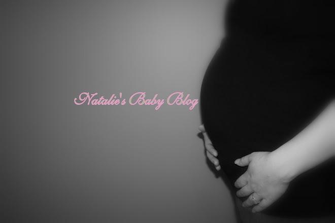 Natalie's baby blog