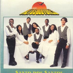 Altos+Louvores+ +Santo+Dos+Santos+ +1995 Baixar CD Play Back   Altos Louvores   Santo dos Santos (1995)
