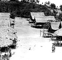 New Guinea village