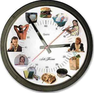 Time is precious use properly