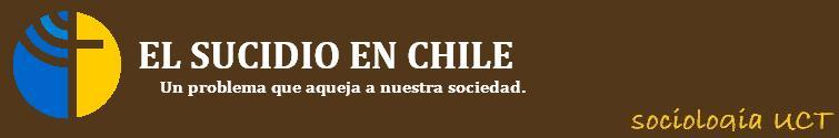 El Suicidio en Chile