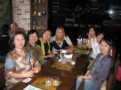 My Korean co-teachers:)