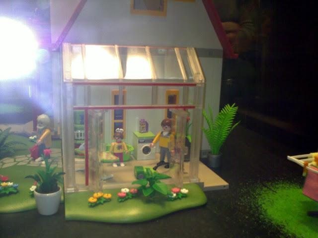 la maison de rêve Playmobil