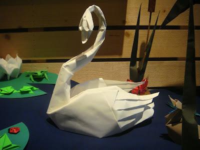 Cygne Origami