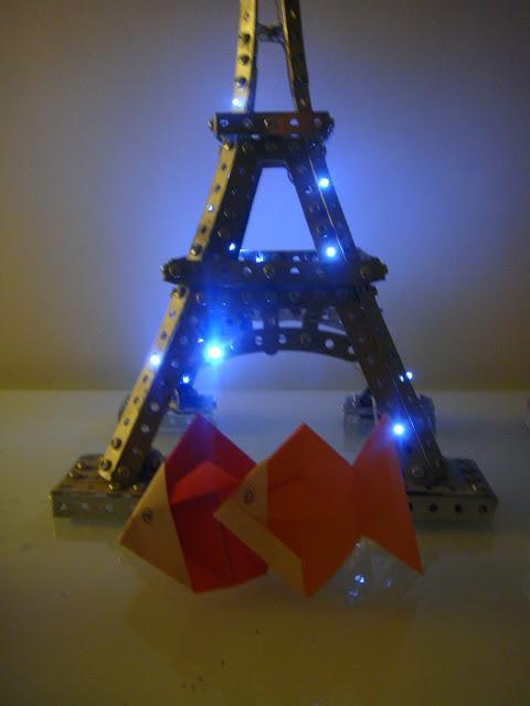 poisson origami