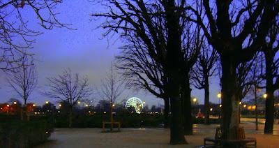 Jardin des Tuileries, Grande Roue