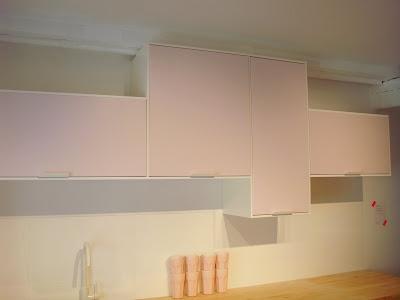 Cuisine rose IKEA 2011