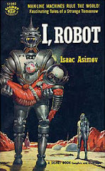Cover: I, Robot by Isaac Asimov