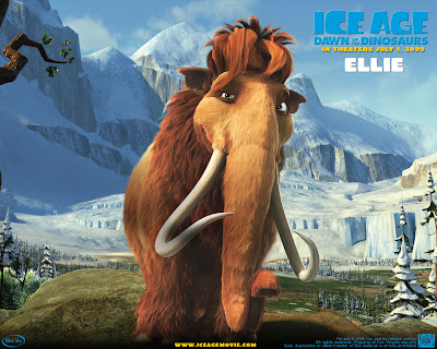 Ice Age 3 Wallpaper 2
