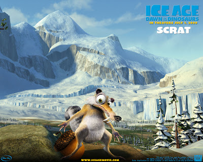 Ice Age 3 Wallpaper 6