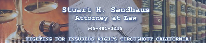 California Disability Attorney - Stuart Sandhaus