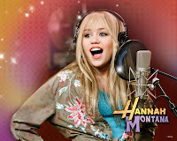 wallpapere desktop cu Hannah Montana