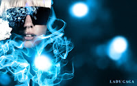 wallpapers Lady Gaga desktop