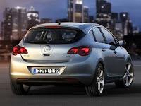 Pretul noului Opel Astra 2010