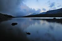 Peisaje cu lacuri din munti zanoaga