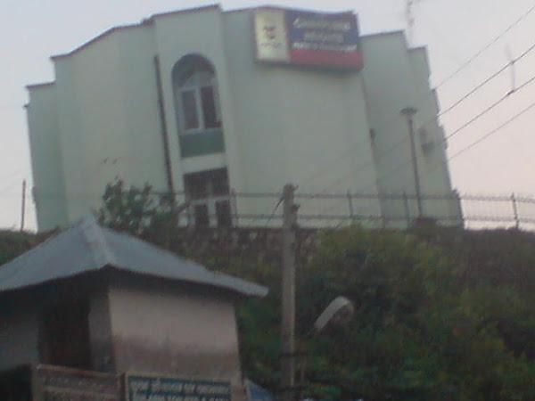 Hotel at Maa chintpoorni