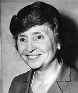 Helen Keller (1880 - 1968)