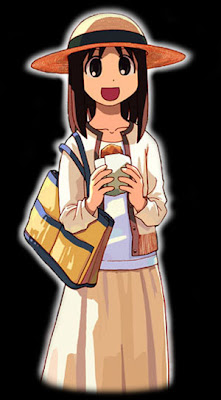 Einen Charakter beobachten Osaka2