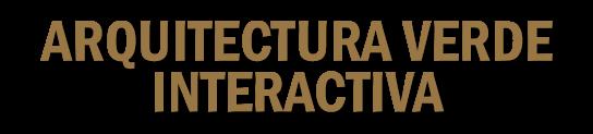 SMART GREEN ARCHITECTURE - ES