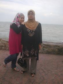 My mom Puan Rojimah