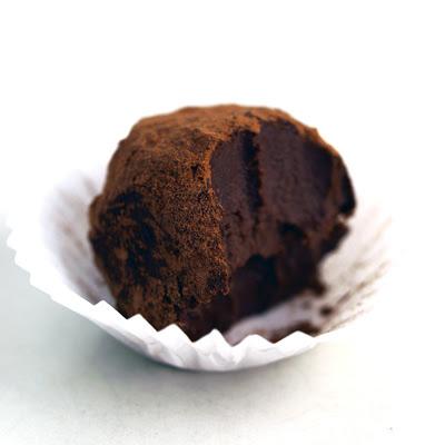 Being a Dessert Queen: Truffle or Truffle?