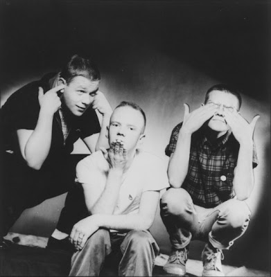 Bronski Beat. The openly gay trio - they talked about