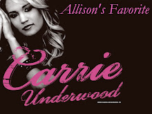 Carrie Underwood (Click to go to her official website)