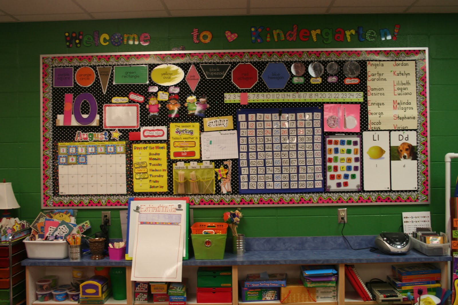 Kindergarten Calendar For Promethean Board : Mrs lee s kindergarten my classroom