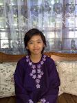 My daughter Jannah