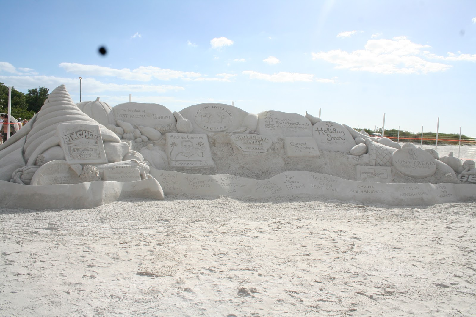 The American Sandsculpting Championship Festival Ft Myers Beach .html   Autos Weblog