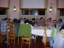 Cena en Motilla del Palancar