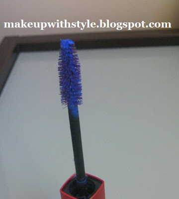 Isa Dora Royal Blue Mascara
